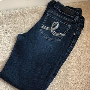 Seven Boot Cut Jeans